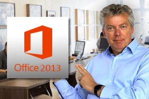 Microsoft Office 2013 Training