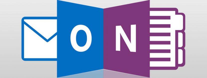 OneNote en Outlook