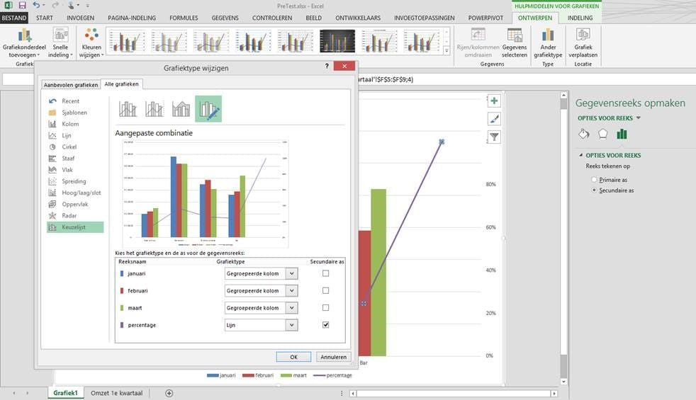 blog-excel 2013 grafiek secundaire as