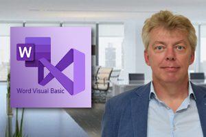 Word Visual Basics for Applications - VBA Training