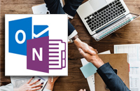 Outlook en OneNote als CRM Training