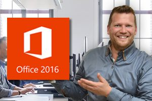 Microsoft Office 2016 Training