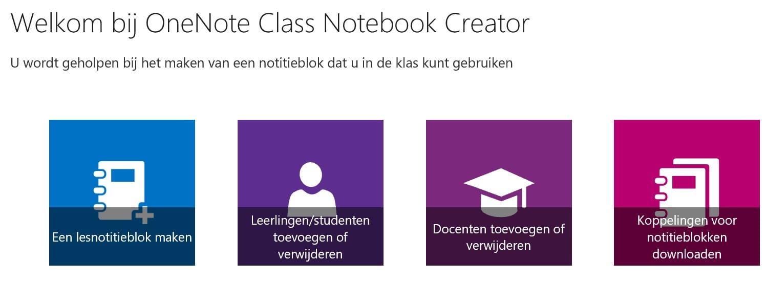 Onenote in de klas 10