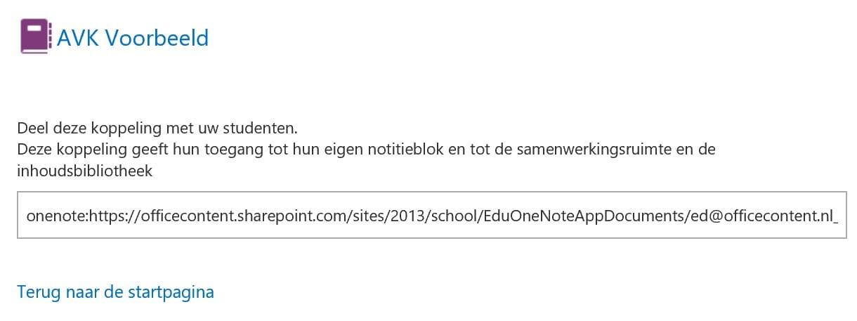 Onenote in de klas 17