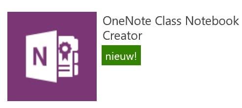 Onenote in de klas 9