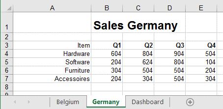 Excel werkbladen tegelijk in beeld 2