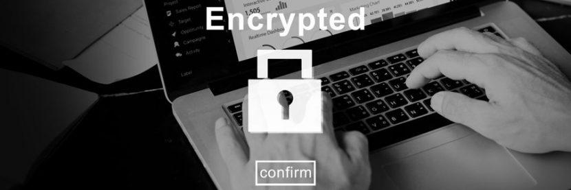 Versleutelde e-mails