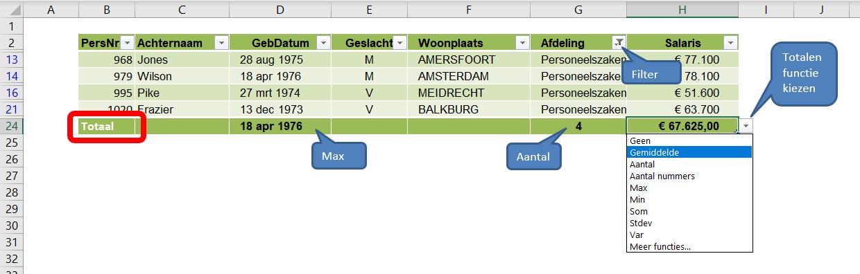 Knop Excel5