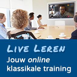 Jouw online klassikale training