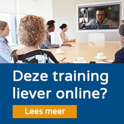 Online klassikaal trainen