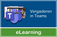 Vergaderen in Microsoft Teams eLearning