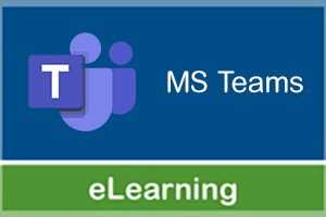 e-learning Microsoft Teams