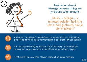 Digitale etiquette in Teams - poster 7