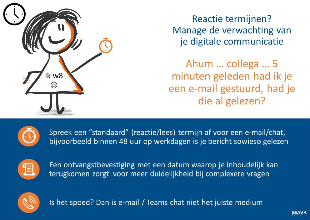 Digitale etiquette in Teams - poster 7