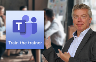 Train the trainer: Online training geven in MS Teams