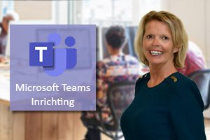 MS Teams inrichten met Teams, kanalen en bestanden